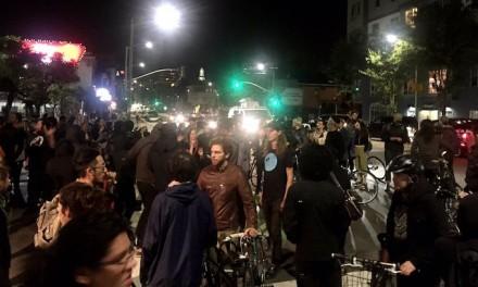 Bay Area Riot