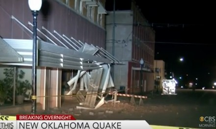40 buildings damaged in Oklahoma earthquake