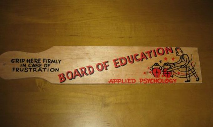 Obama's Education Secretary Calls for End to Paddling