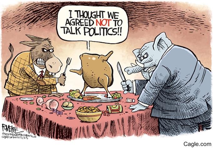 Thanksgiving Wars!