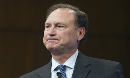 Justice Samuel Alito Says Covid Restrictions 'Previously Unimaginable'