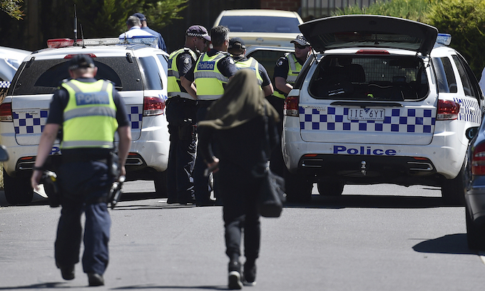 Christmas terror attacks in Australia foiled by police