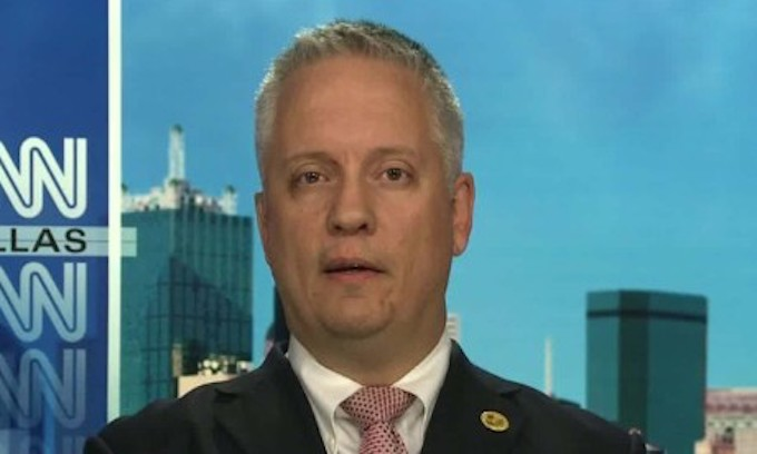 No record of 'faithless elector' Chris Suprun as a 9/11 first responder