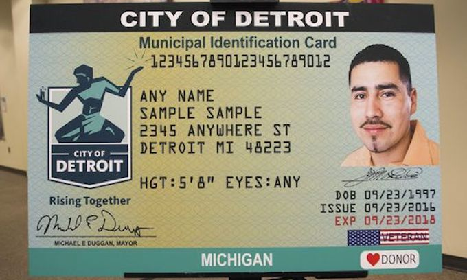 Detroit offers new ID for illegal aliens and homeless