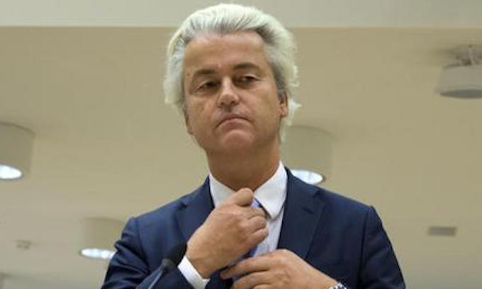Far-right Dutch politician Wilders convicted of hate speech