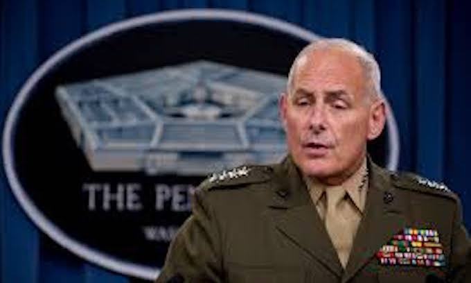 Trump taps Gen. John F. Kelly to lead Department of Homeland Security