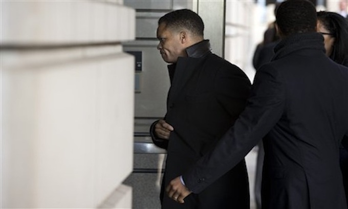 Jesse Jackson Jr. ordered to pay child support