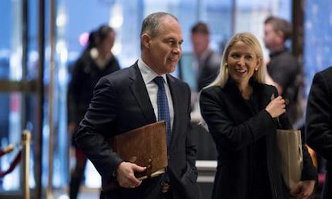 Scott Pruitt resigns as head of EPA