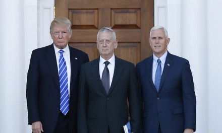Trump Assembles a War Cabinet to Meet Foreign Threats