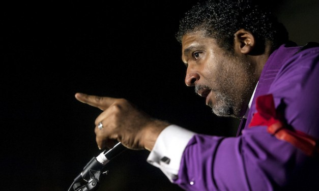 NAACP leader Rev. Barber says praying for Trump 'borders on heresy'; NCGOP 'outraged'