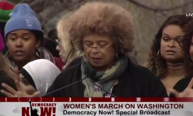 Alabama civil rights institute finds out who Angela Davis really is