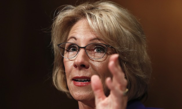 DeVos moves to roll back regulations on federal aid to religious colleges