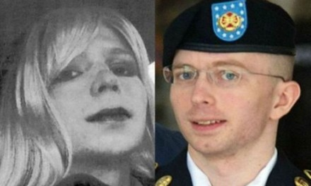 Chelsea Manning compares living in U.S. to military prison