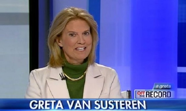 Greta Van Susteren out as MSNBC host