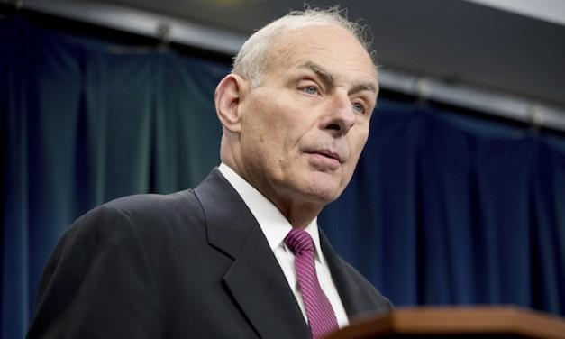 Trump clarifies position following John Kelly's border wall comments