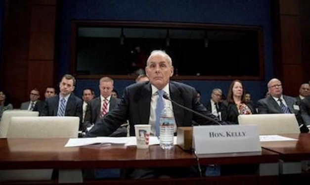 John Kelly:  Unprecedented spike in terrorist travel makes ban more urgent