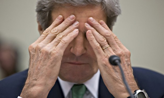 John Kerry trashes Trump to British media: 'We cannot have a truculent child president'