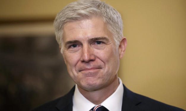 Gorsuch: Civility doesn't mean suppressing disagreement