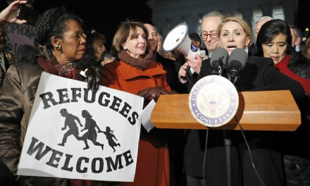 Governors buck Trump on denying refugees