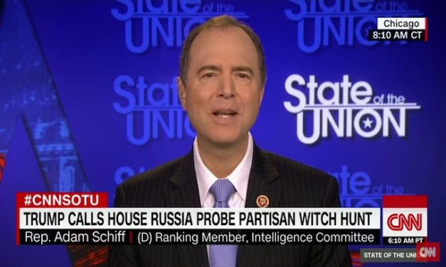 Schiff: Justice Department must 're-examine' position that sitting president can't be indicted