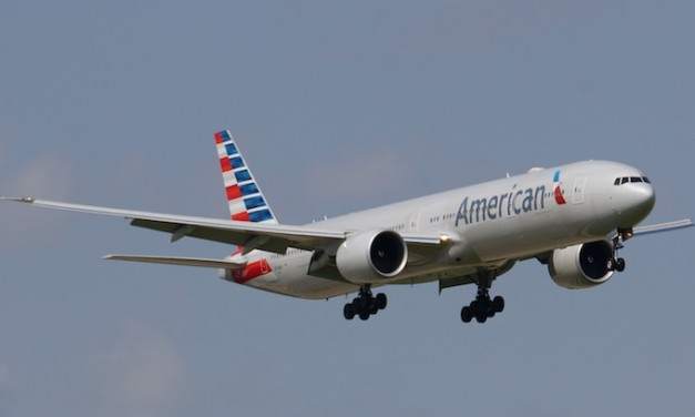 American Airlines suspends attendant after video shows confrontation with sobbing mom