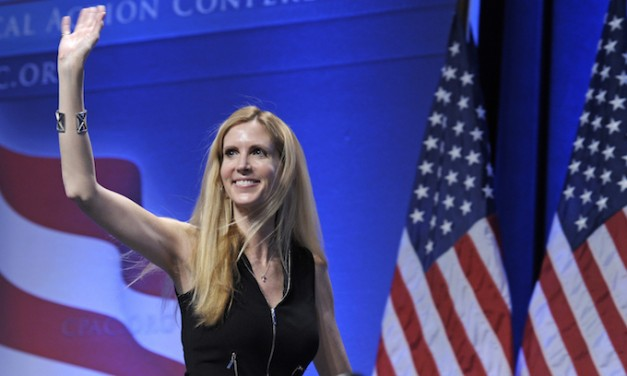 Delta's ticked — but Ann Coulter's right