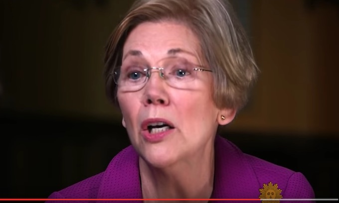 Group rips Elizabeth Warren for ignoring vets
