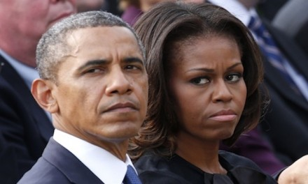 Propaganda Alert: Netflix signs the Obamas to produce films and series