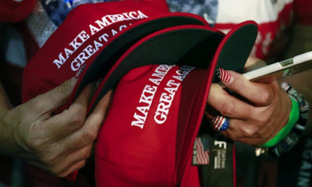The MAGA hat triggers the Left like no other political symbol
