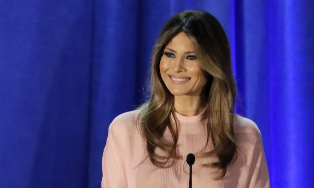 A Farewell Message From First Lady Melania Trump