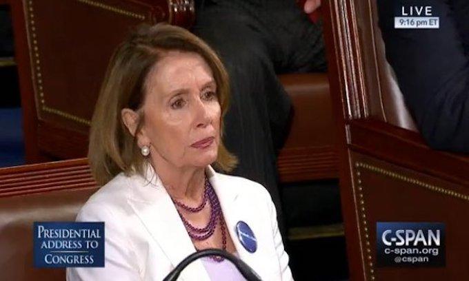 Have Democrats finally had enough of Pelosi?