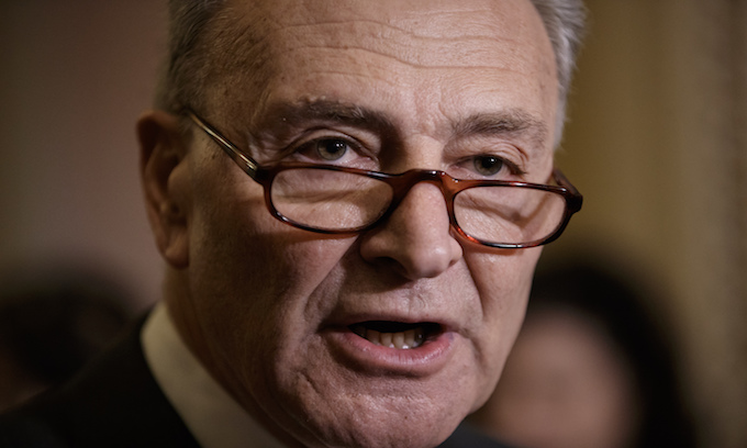 Schumer says Democrats may attach Robert Mueller protections to must-pass spending bills