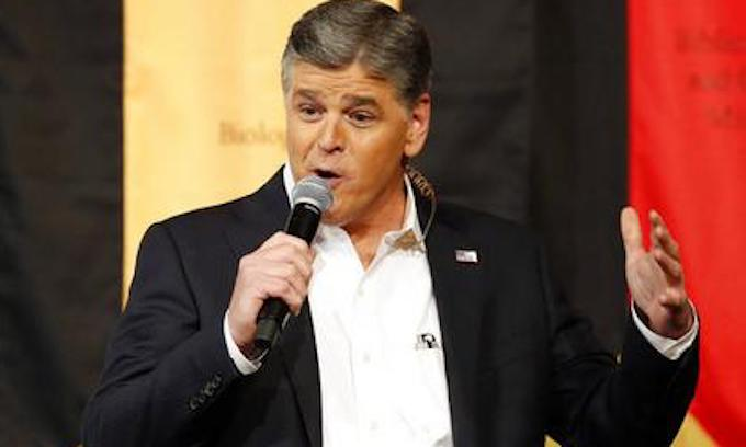 Hannity says a 'soft coup' is unfolding against Donald Trump