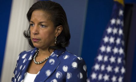 Trump assails Susan Rice for unmasking staff meeting with UAE sheikh