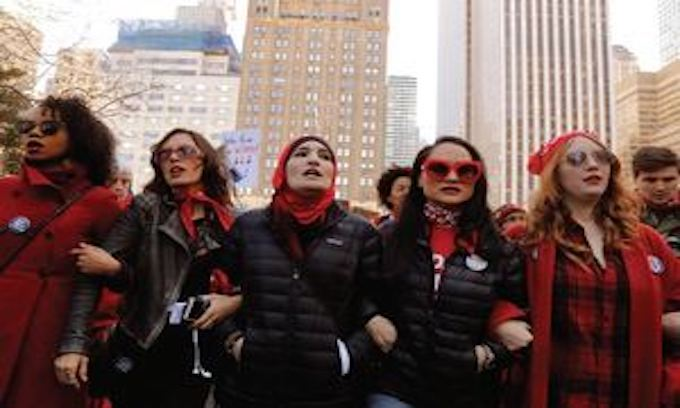 Women's March Washington state chapter disbands over anti-Semitism concerns