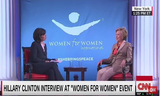 Pirro to Hillary: Loser, get back in the woods