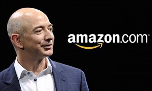 Amazon's Bezos passes Bill Gates as world's richest person