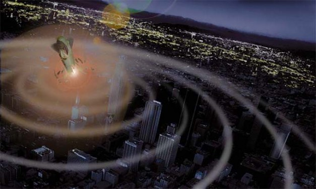 Electromagnetic pulse threat rises, Air Force report says