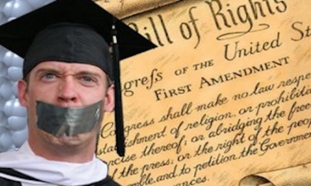 College students support the First Amendment, maybe not for opposing opinions