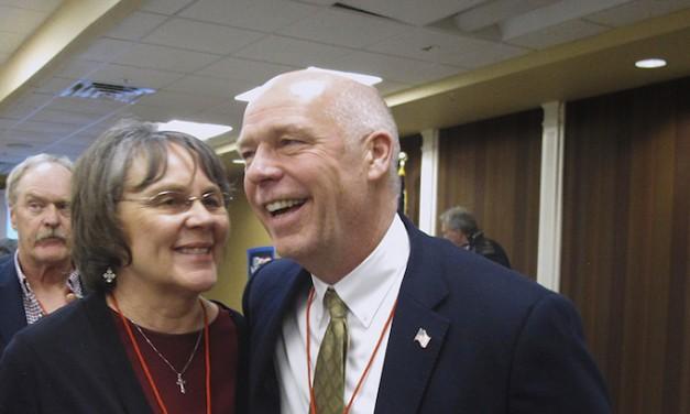 Gianforte wins in Montana; apologizes to reporter