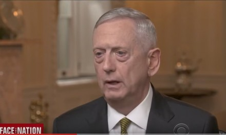 James Mattis resigning as Trump's defense secretary, citing differences