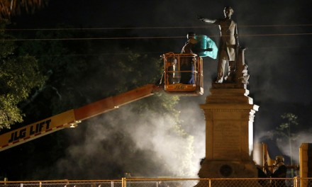 New Orleans Removes 2nd of 4 Confederate Statues