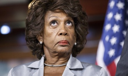 Maxine Waters ticked at peers who only 'whisper' about impeaching Trump