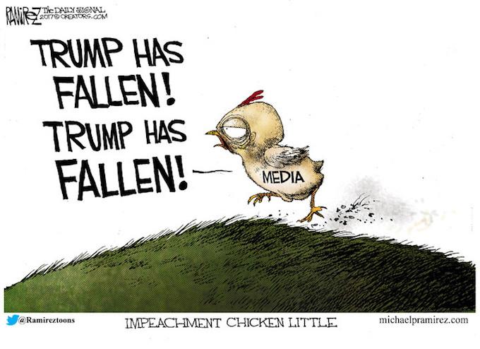 Cluck, cluck, cluck, cluck, cluck, ……