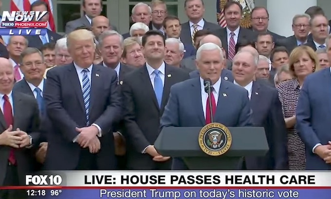Drama in the House as Obamacare Repeal Passes