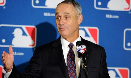 MLB commissioner exploring league policy on racist fan behavior