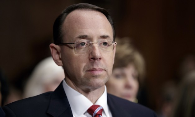 Rosenstein was serious about taping Trump, ex-FBI official says