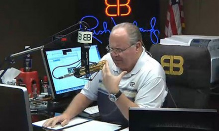 Limbaugh rips media's Trump-tweet fears: It's Republicans who are being fired upon