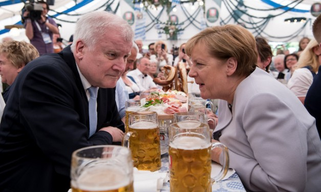 Merkel says EU cannot rely on US and Britain any more