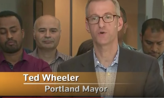 Has the Portland Mayor Finally Had Enough Of The Nightly Riots?